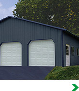 Menards garage packages for Garage building packages