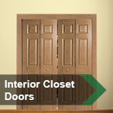 Interior Closet Doors