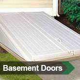 basement doors