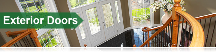 Exterior Doors Banner