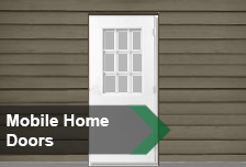 Mobile Mobile Home Replacement Doors Exterior X At Menards on