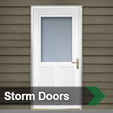Exterior doors at menards for Mastercraft storm doors