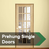 Prehung Single Doors
