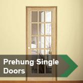 Prehung Single Doors