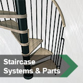 Staircase Systems &amp; Parts