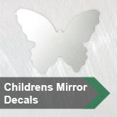 Children Mirror Decals