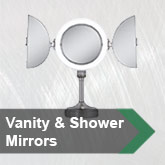 Vanity & Shower Mirrors