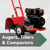 Augers, Tillers &amp; Compactors