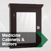 Medicine Cabinets &amp; Mirrors