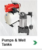Pumps & Well Tanks