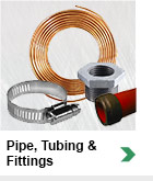 Pipes, Tubing & Fittings