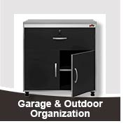 Garage &amp; Outdoor Organization