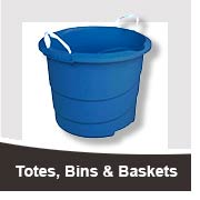 Totes, Bins &amp; Baskets