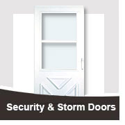 Security & Storm Doors