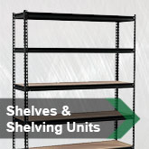 Shelves and Shelving Units