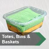 Totes, Bins & Baskets