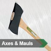 Axes & Mauls