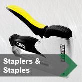 Staplers & Staples