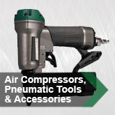 Air Compressors & Phumatic Tools