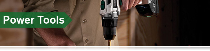 Power Tools Feature