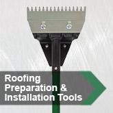Roofing Preparation & Installation