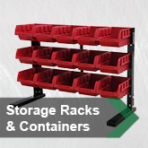 Storage Racks & Containers