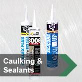 Caulking & Sealants