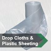 Drop Cloths & Plastic Sheeting
