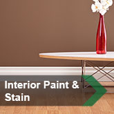 Interior Paint & Stain