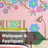 Wallpaper & Appliques