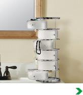Bathroom Storage Organization At Menards