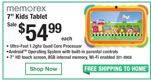 Memorex Kids Tablet