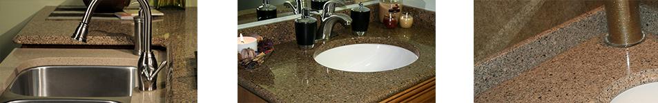 Menards Countertop Materials : RiverStone Quartz Countertops at Menards?