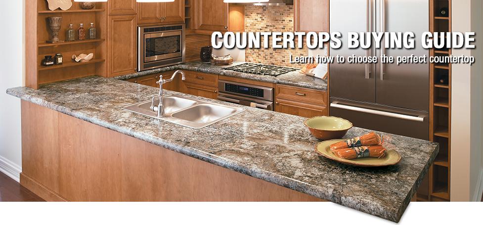 Countertops Buying Guide At Menards 174