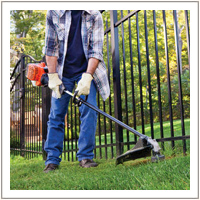 String Trimmer Amp Lawn Edger Buying Guide At Menards 174