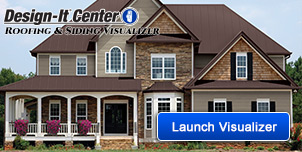 Design it center at menards for Siding and roof color visualizer