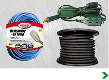 electrical cords cord management at menards. Black Bedroom Furniture Sets. Home Design Ideas