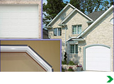Garage doors garage door openers at menards for 10 x 7 garage door menards