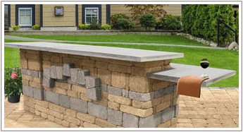 Menards outdoor kitchen 90 best kitchens and bbqs images on bar grill. Pics of: Menards Outdoor Kitchen Plans.