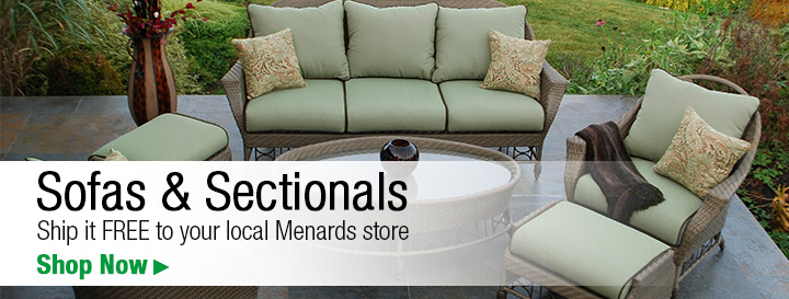 Patio Furniture At Menards