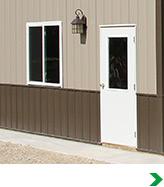 Pole Barn Post Frame Materials At Menards 174