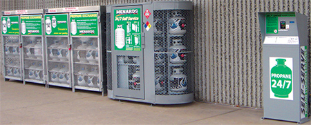 Propane Fueling Stations At Menards 174