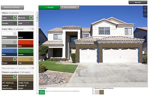 Exterior Paint Color Visualizer Handy Home Design Handy Home