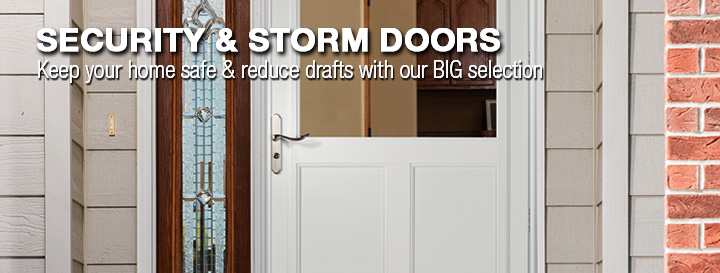Security Storm Doors At Menards