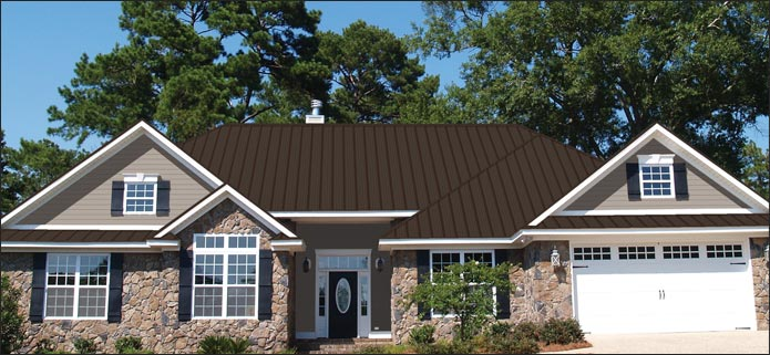Residential Steel Roofing At Menards